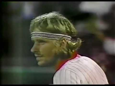 Bjorn Borg 'Pure Ice Moment' at US Open 1978 Final