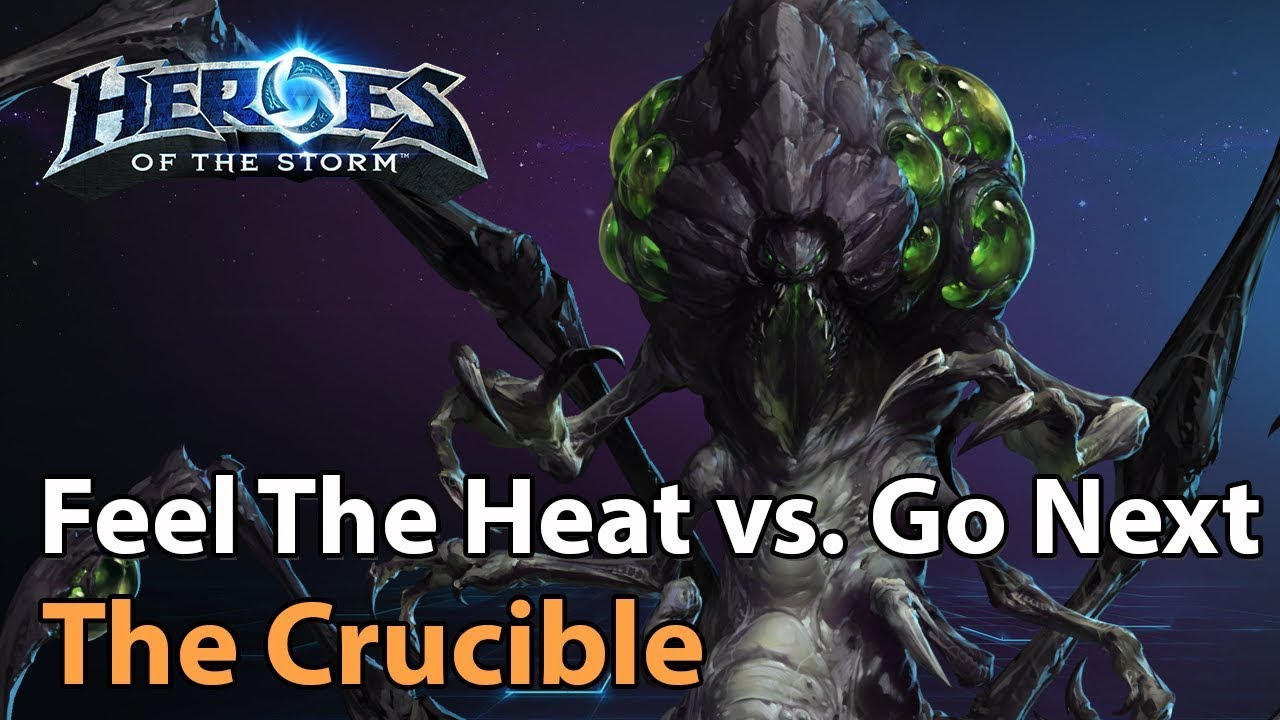 ► Division S Crucible - Feel The Heat vs. Go Next - Heroes of the Storm Esports