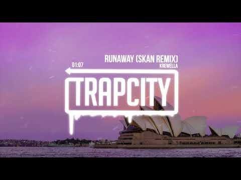 Krewella - Runaway (SKAN Remix) [Lyrics]