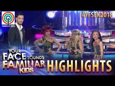 YFSF Kids 2018 Highlights: TNT Boys, Di Binitawan Ang Panggagaya Sa Destiny's Child