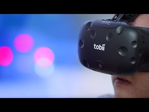Tobii Pro – eye tracking research in immersive VR