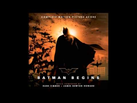 Batman Begins (OST) - Wayne Enterprises