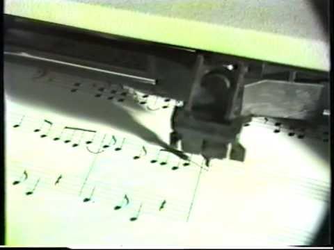 La Mà de Guido Music Setting System (1984-1992)