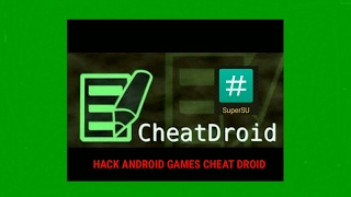 Hack any android game (root) cheatdroid 2017