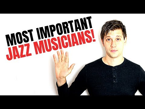 5 Most Important Jazz Musicians Of All Time