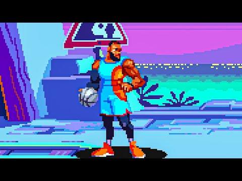 SPACE JAM: Nouvelle Ère Le Jeu Vidéo GAMEPLAY