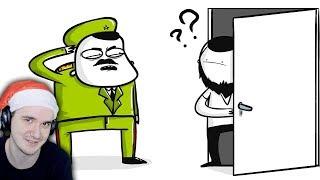 МАРМАЖ ► БЕГОМ В АРМИЮ! (анимация)   Реакция