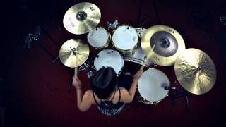 Download Video Lindsey Raye Ward - Tove Lo - Thousand Miles (Drum Cover) MP3 3GP MP4