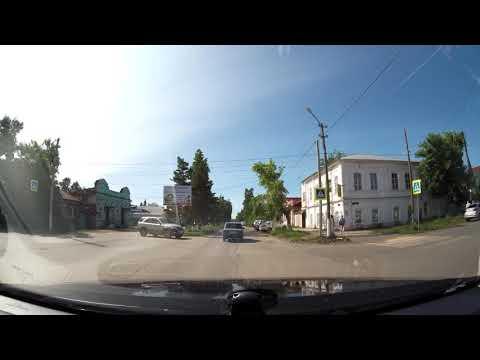 Проездом через город Хвалынск (Саратовская область), 4 июня 2019 г.