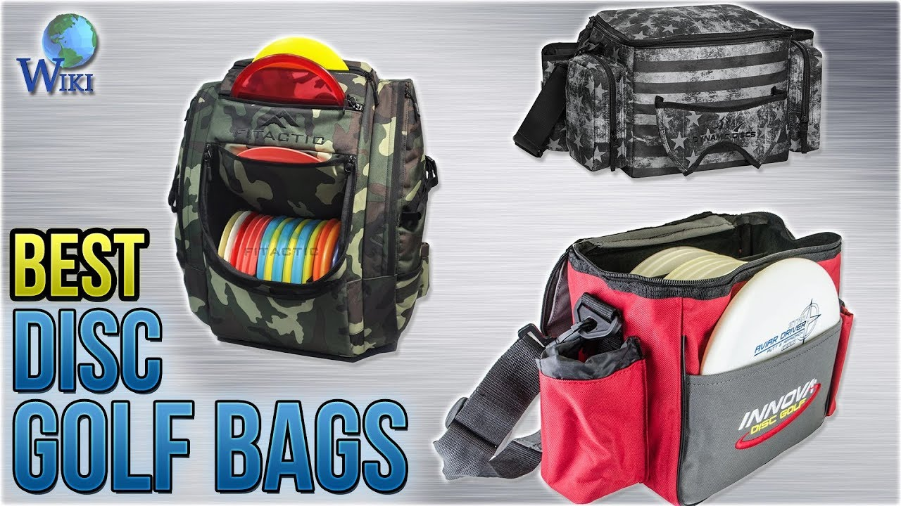 10 Best Disc Golf Bags 2018