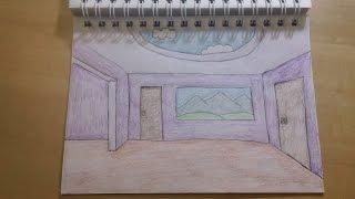 draw easy background cool cartoon