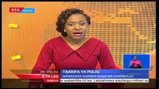 KTN Leo: Idara ya polisi imetoa tahadhari kwa umma kufuatia tishio la mashambulizi na Al Shabaab