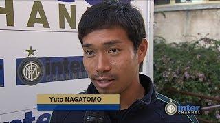 INTERVISTA YUTO NAGATOMO