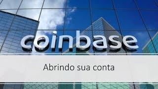 Coinbase - Abrindo uma Carteira de Cripto Moeda - Bitcoin do Z…