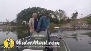 Video Fishing West Fowl River | Fowl River Bay - 11-13-16 download MP3, 3GP, MP4, WEBM, AVI, FLV Juli 2018