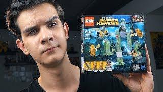 LEGO Лига Справедливости - АКВАМЕН - Набор На Обзор (76085)