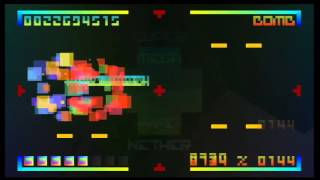 BIT.TRIP CORE: DISCOVERY Perfect Run 720p60 (WiiU)