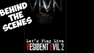Resident Evil 2 Live Let's Play Event | Ep 07
