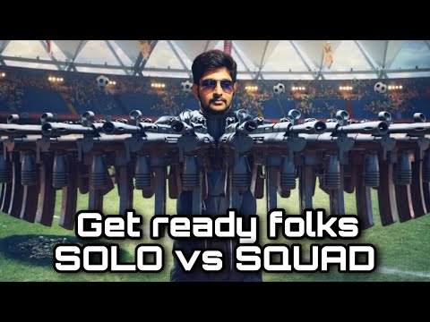 Solo Vs Squad Rush Game Play In Telugu || Asia || Stream No:86 || Heros Gaming