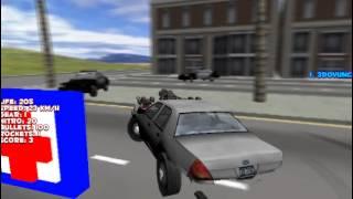 3D Online Araba 2 - 3D Araba Oyunları