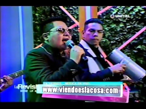 VIDEO: ALEX RIVAS Y SU AGRUPACIÓN INKÓGNITO - Entre Tu y Yo - En Vivo - WWW.VIENDOESLACOSA.COM