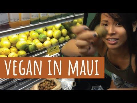 WHAT I DID IN MAUI    Vegan in Hawaii Recap