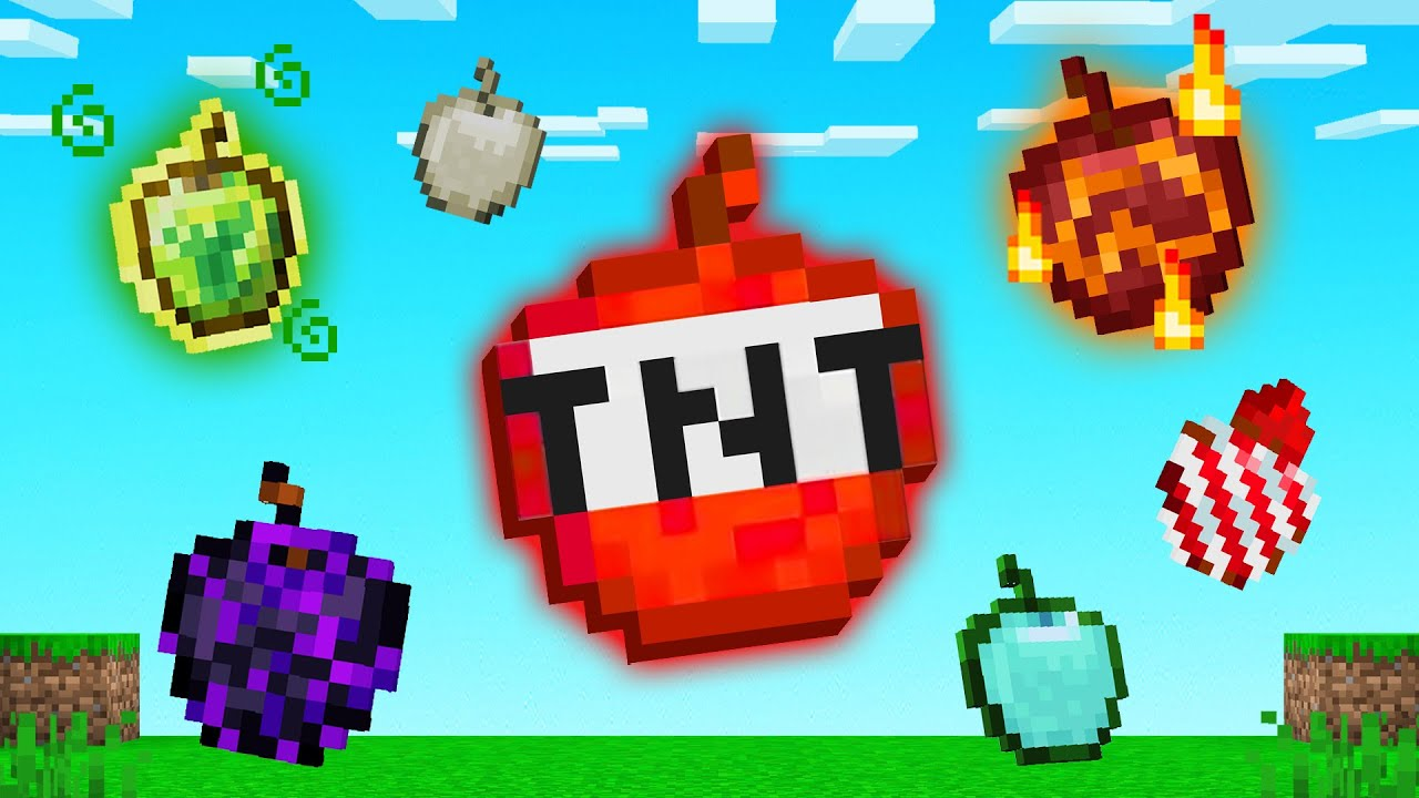 10 ENCHANTED APPLES That NEED Adding To Minecraft!