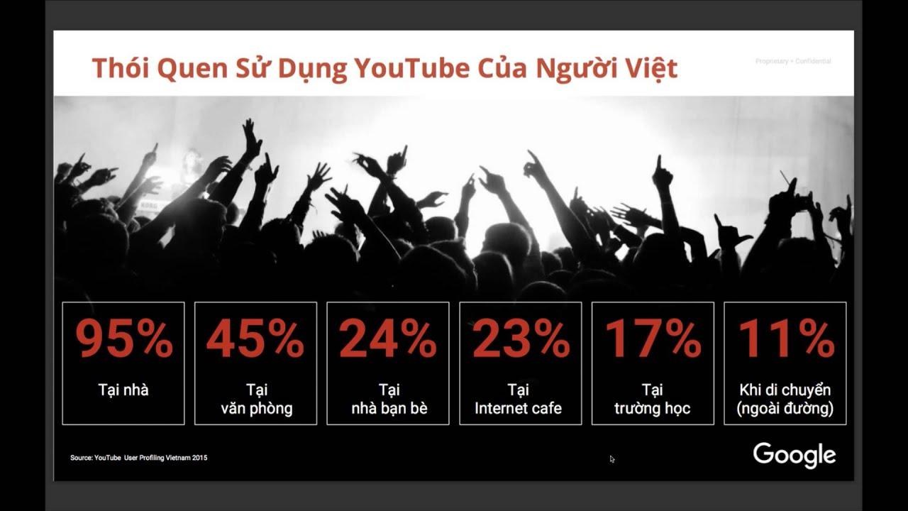 Toạ đàm: Quảng Cáo YouTube