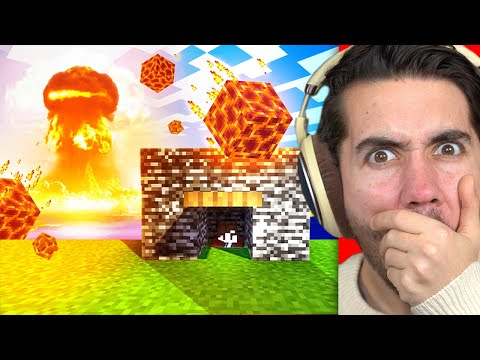 Testing Minecraft Bunkers To see if they really work!