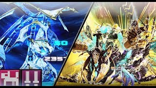 Phantasy Star Online 2 SuFi T-Atk Build Solo Guides of Creation (16:05)
