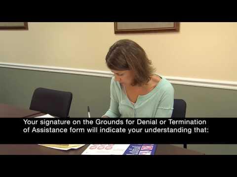 Housing Choice Voucher Program Briefing Video