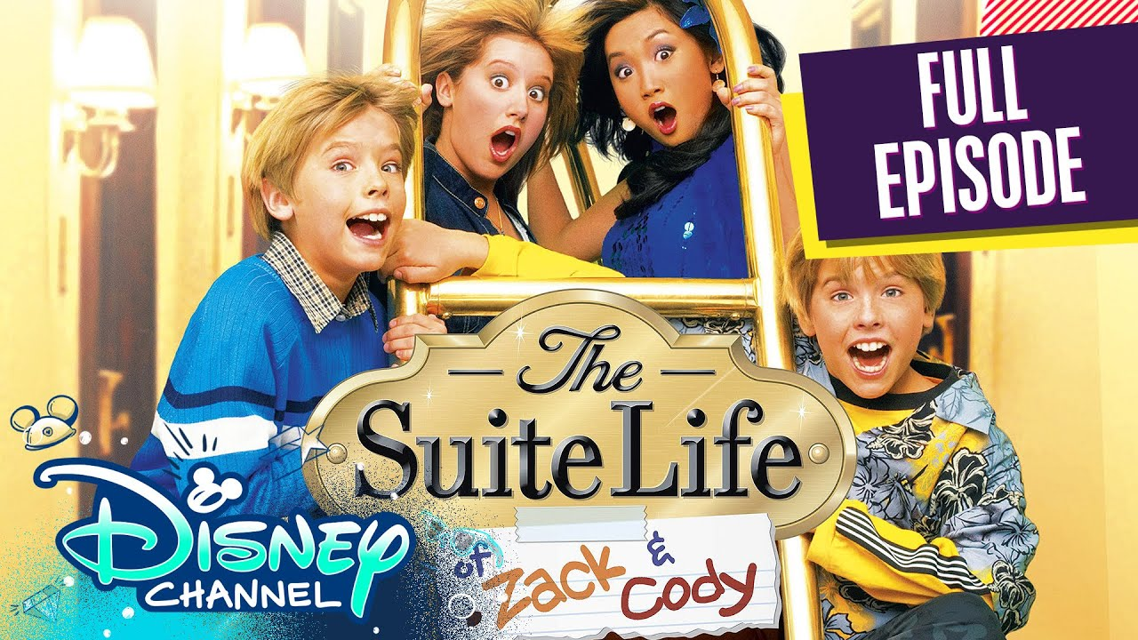Download The Ghost in Suite 613 👻  Full Episode   The Suite Life of Zack and Cody   Disney Channel