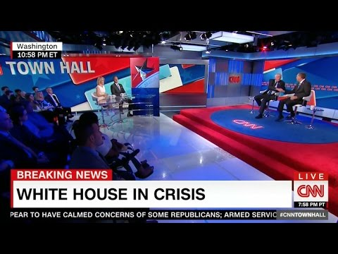 CNN Town Hall Discussion - Gov. John Kasich & Sen. Bernie Sanders