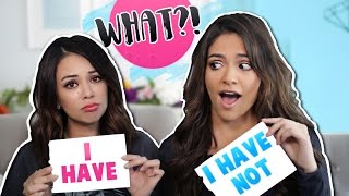NEVER HAVE I EVER FT. JANEL PARRISH | Bethany Mota