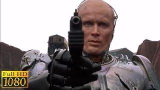 Robocop (1987) - robocop vs clarence boddicker scene (1080p) full hd