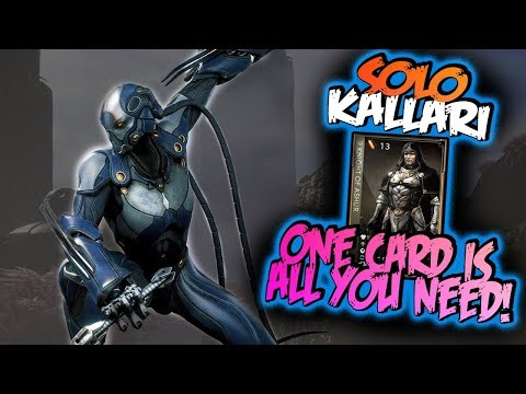 Paragon |  Kallari Deck Build And Guide - She Was Born To Be Solo! | Paragon Gameplay