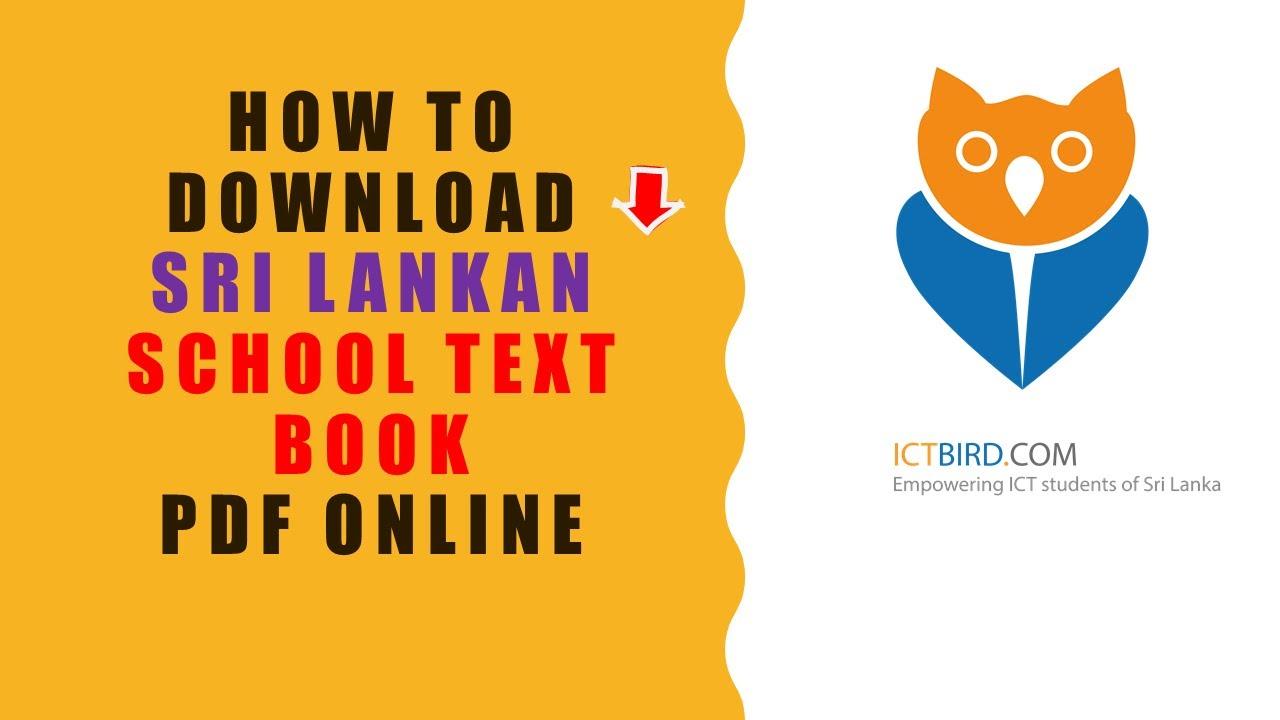 Sinhala School Book Font