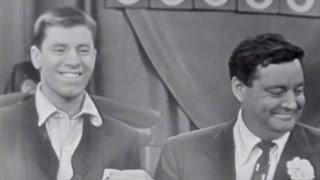 Dean Martin, Jackie Gleason and Jerry Lewis - Phone Gag (1952) - MDA Telethon