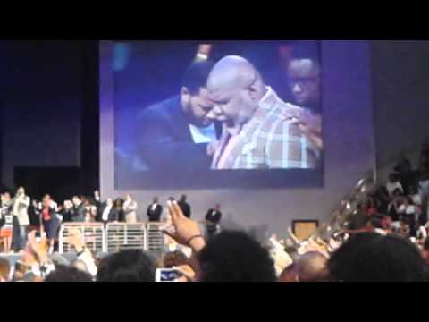 Cora Jakes-Coleman Prays For Her Father..