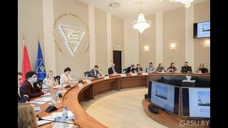 Выездное заседание Республиканского совета ректоров учреждений высшего образования