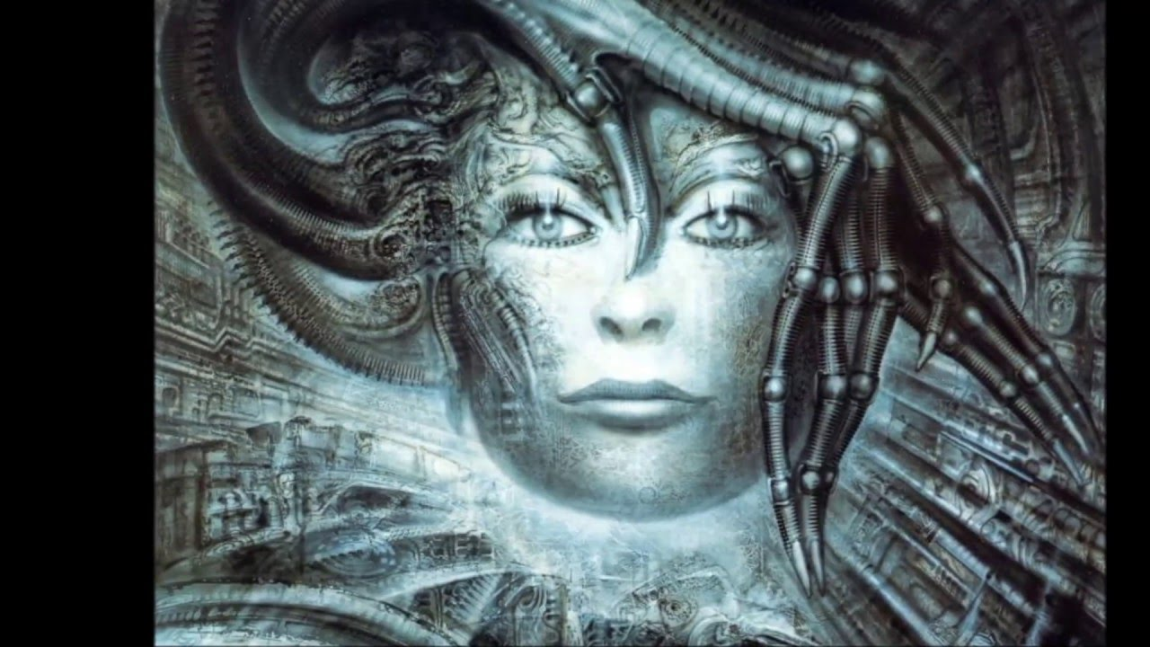Mechanical Souls - A Tribute To H  R  Giger