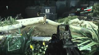 Crysis 2: Multiplayer Gameplay - (23-2) Team Instant Action