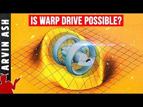 Alcubierre Drive: Warp Speed - Star Trek fantasy or plausible?