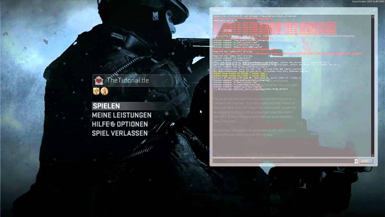 CS:GO - Mani Admin Plugin installieren