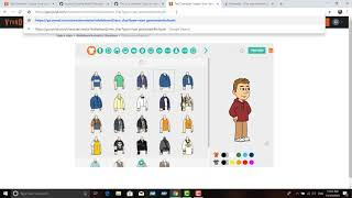 How to get and use the Comedy World character creator in