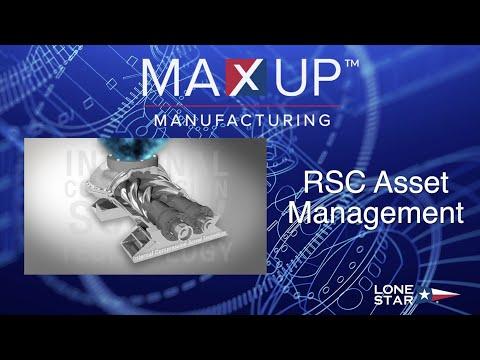 MaxUp Manufacturing RSC Asset Management