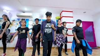 The Wakhra Song - Anil Pandit Choreography | Judgementall Hai Kya | 8 Step Studios