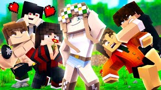 MY LITTLE SISTER GOT A NEW BOYFRIEND in Minecraft!