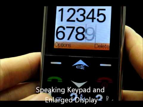 large display cell phones for seniors smartphone will available