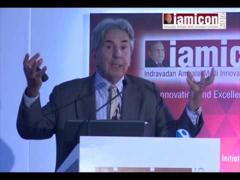 iamicon 2016 – Bangalore, Key Note Address by Dr. Roberto Ferrari